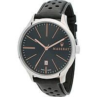 Uhr nur Zeit mann Maserati Attrazione R8851126003