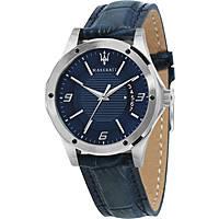 Uhr nur Zeit mann Maserati Circuito R8851127003