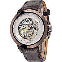 Uhr nur Zeit mann Maserati Ingegno R8821119003