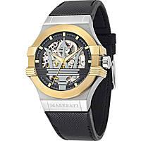 Uhr nur Zeit mann Maserati POTENZA R8821108011
