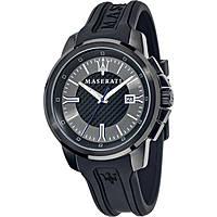 Uhr nur Zeit mann Maserati Sfida R8851123004