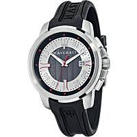 Uhr nur Zeit mann Maserati Sfida R8851123005