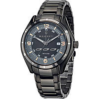 Uhr nur Zeit mann Maserati Sorpasso R8853124001