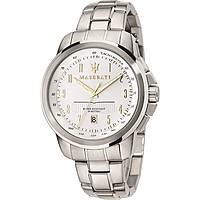 Uhr nur Zeit mann Maserati Successo R8853121001