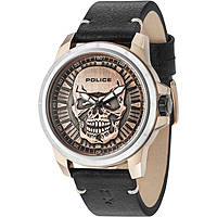 Uhr nur Zeit mann Police Reaper R1451242005