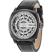Uhr nur Zeit mann Police Speed Head R1451290002