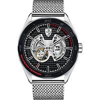 Uhr nur Zeit mann Scuderia Ferrari Gran Premio FER0830349