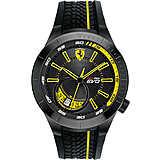 Uhr nur Zeit mann Scuderia Ferrari Redrev Evo FER0830340