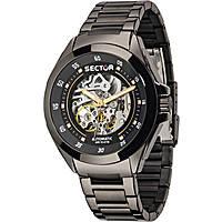 Uhr nur Zeit mann Sector R3223587001