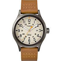 Uhr nur Zeit mann Timex Allied TW2R46400