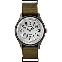 Uhr nur Zeit mann Timex Mk1 TW2R37600