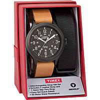 Uhr nur Zeit mann Timex Scout TWG016200