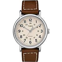 Uhr nur Zeit mann Timex Weekender TW2R42400