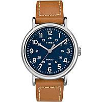 Uhr nur Zeit mann Timex Weekender TW2R42500
