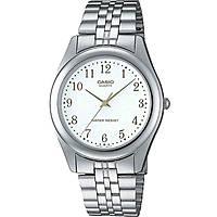 Uhr nur Zeit unisex Casio CASIO COLLECTION MTP-1129PA-7BEF