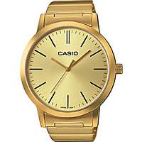 Uhr nur Zeit unisex Casio LTP-E118G-9AEF