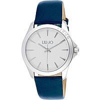 Uhr nur Zeit unisex Liujo Man Collection TLJ957