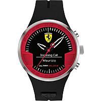 Uhr Smartwatch mann Scuderia Ferrari Ultraveloce FER0830373