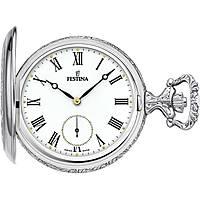 Uhr Taschenuhr mann Festina Bolsillo F4075/2