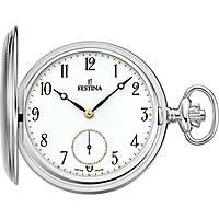 Uhr Taschenuhr mann Festina Bolsillo F4075/3