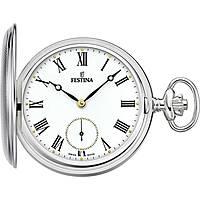 Uhr Taschenuhr mann Festina Bolsillo F4075/4