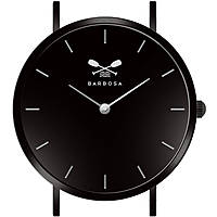 watch accessory man Barbosa Basic 01BKNI