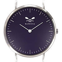 watch accessory man Barbosa Basic 01SLBL
