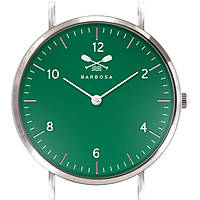 watch accessory man Barbosa Basic 01SLVD