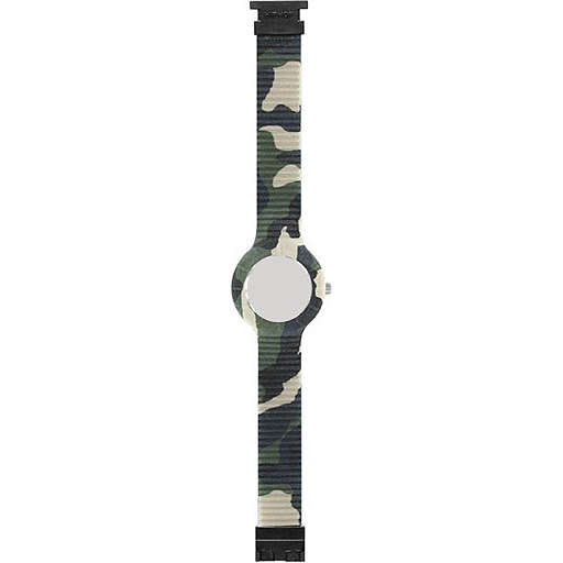watch accessory man Hip Hop CAMOUFLAGE HBU0367
