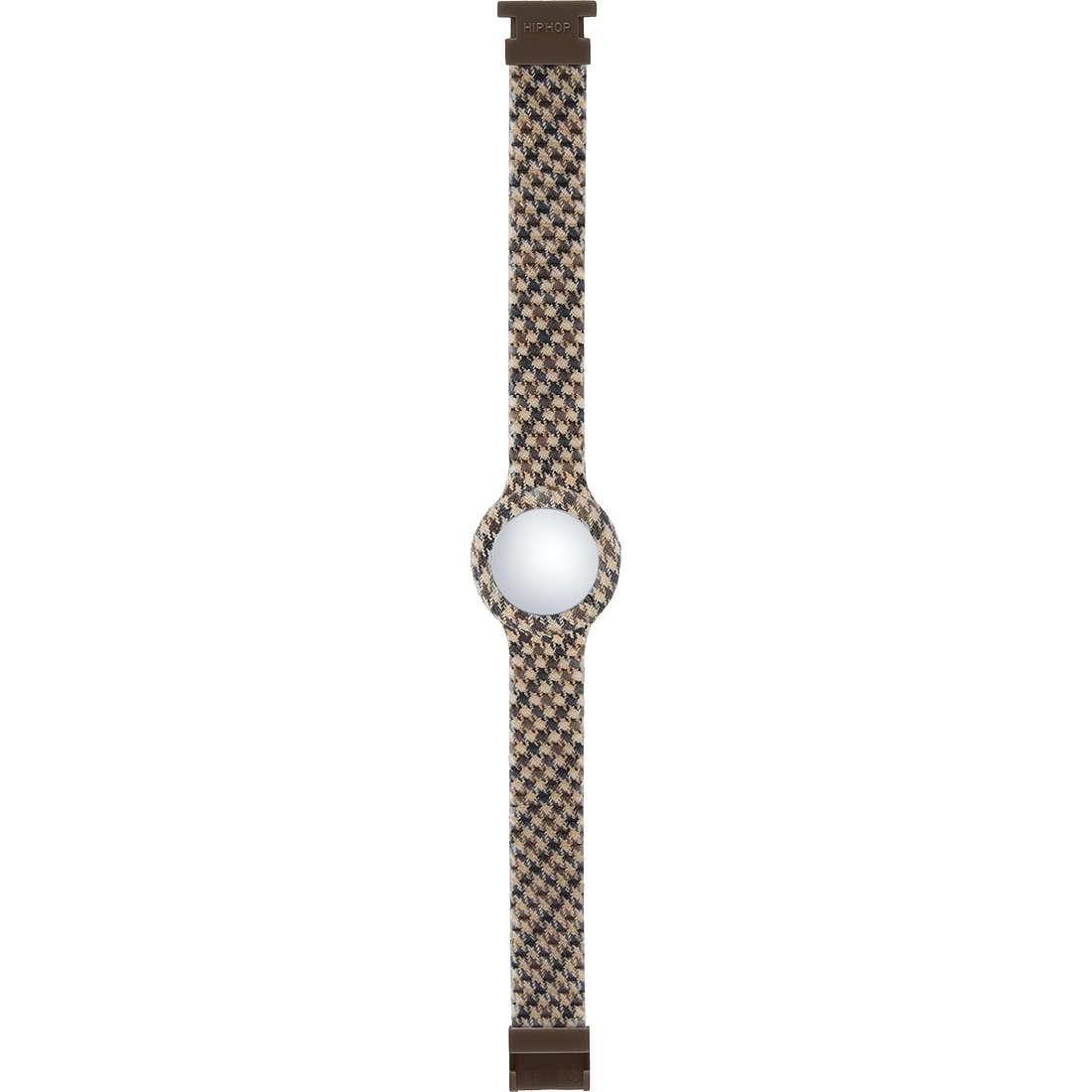 watch accessory unisex Hip Hop Pied De Poule HBU0371