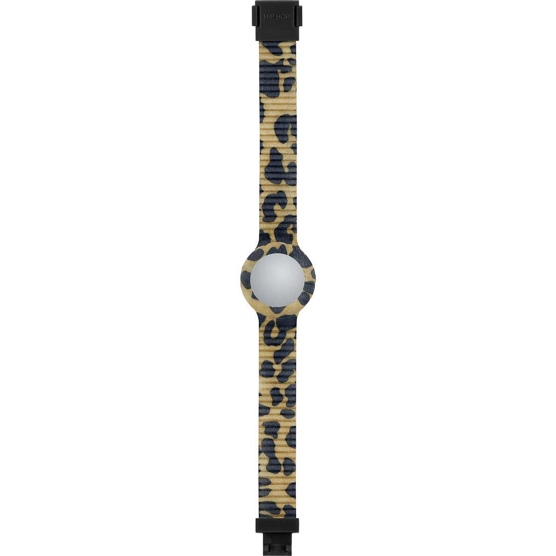 watch accessory woman Hip Hop Animalier HBU0479