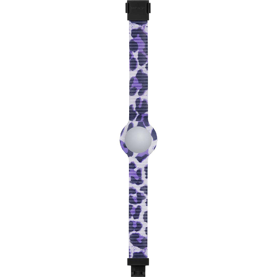 watch accessory woman Hip Hop Animalier HBU0480