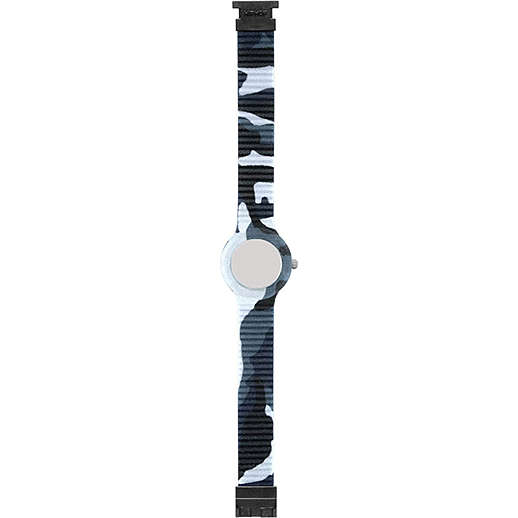 watch accessory woman Hip Hop CAMOUFLAGE HBU0362