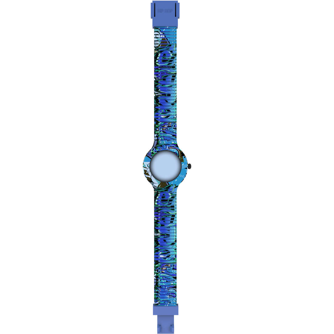 watch accessory woman Hip Hop Graffiti HBU0625
