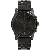 watch chronograph man Ab Aeterno Black Forest A_BF_ENI