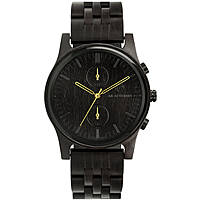 watch chronograph man Ab Aeterno Black Forest A_BF_ENI_G