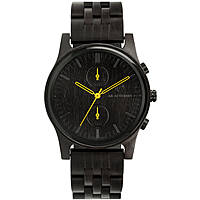 watch chronograph man Ab Aeterno Black Forest A_BF_ENI_Y