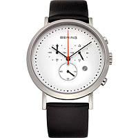 watch chronograph man Bering Classic 10540-404