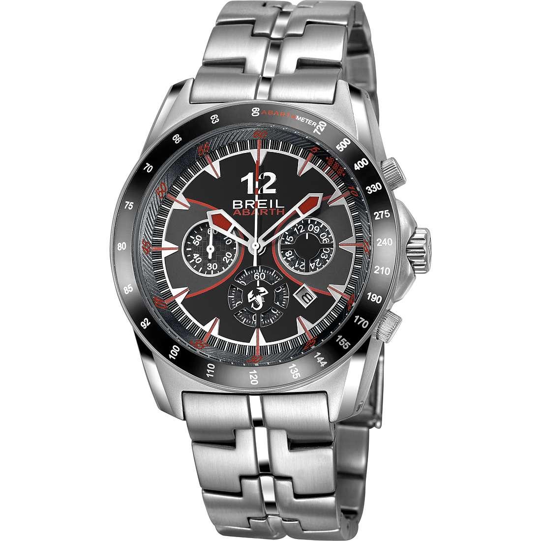 watch chronograph man Breil Abarth TW1249