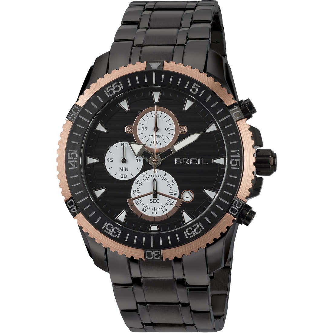 watch chronograph man Breil Classic Elegance Extension TW1507