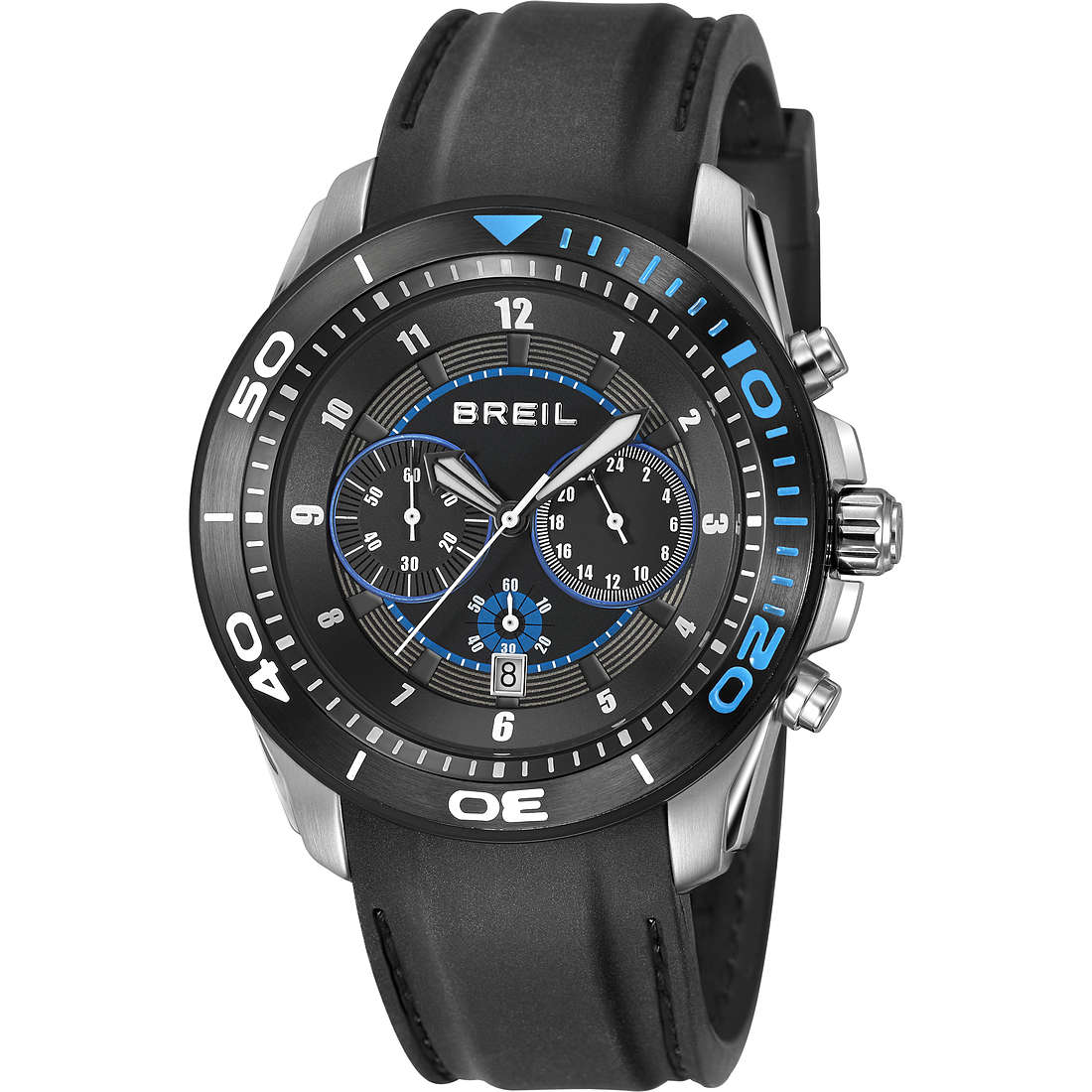 watch chronograph man Breil Edge TW1218