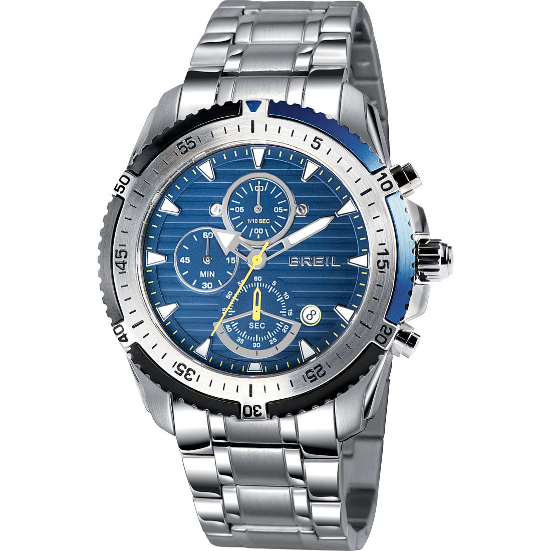 watch chronograph man Breil Ground Edge TW1429