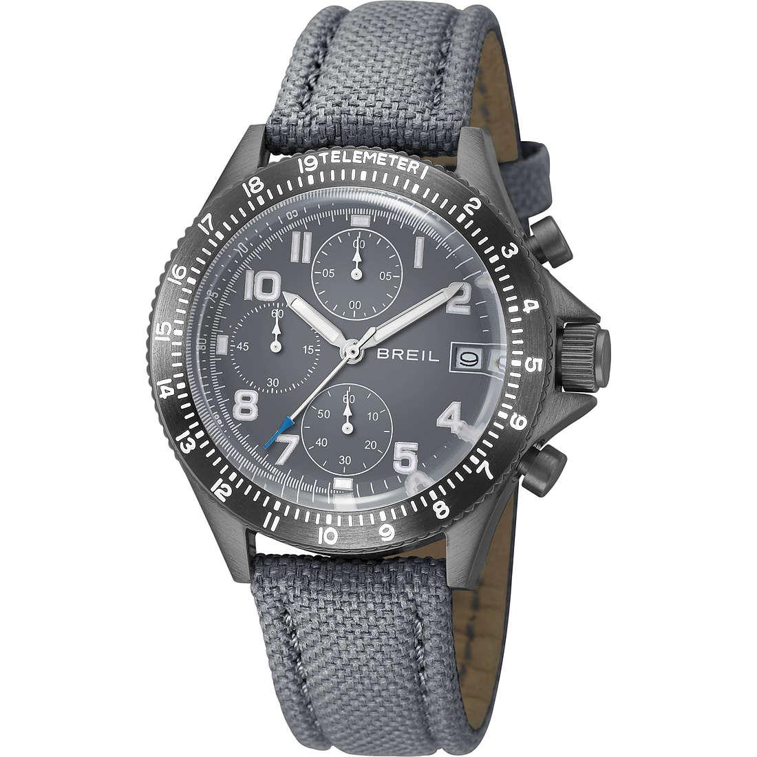 watch chronograph man Breil Maverick TW1322