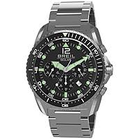watch chronograph man Breil Subacqueo Solare TW1752