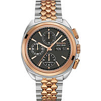 watch chronograph man Bulova Accu Swiss Telc 65B168