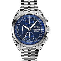 watch chronograph man Bulova Accu Swiss Tellaro 63C121