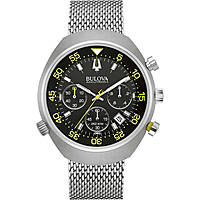 watch chronograph man Bulova Accutron II Lobster 96B236