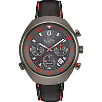 watch chronograph man Bulova Accutron II Lobster 98B252