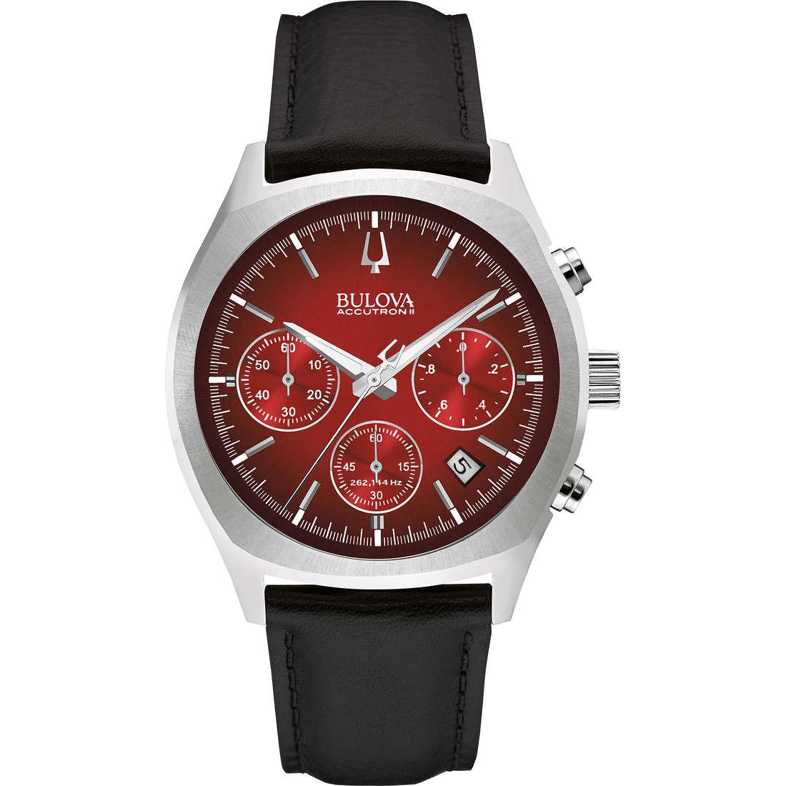 watch chronograph man Bulova Accutron II Surveyor 96B238