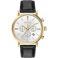 watch chronograph man Bulova Aerojet 97B155